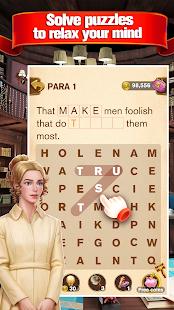 Word Holiday: Crossword & Design 2.5.0 screenshots 2