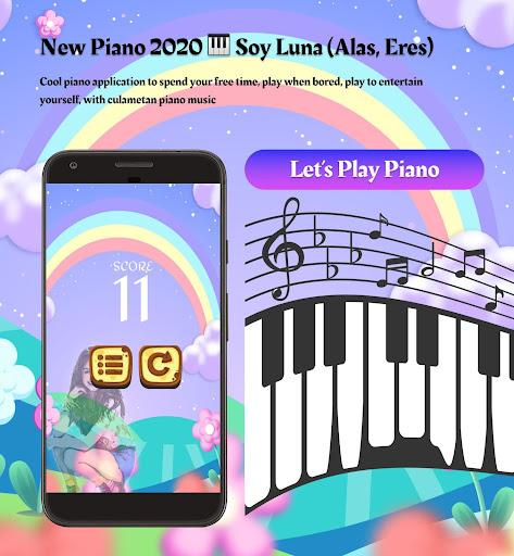 New Piano 2020 ud83cudfb9 Soy Luna (Alas, Eres) 1.0.0 screenshots 2
