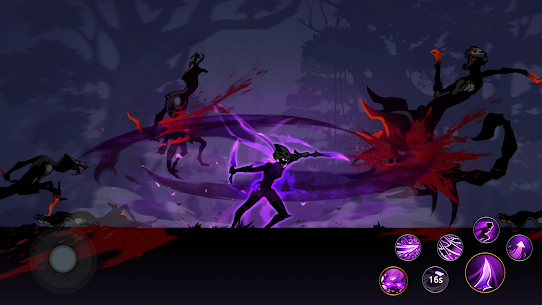 Shadow Knight Ninja Warriors Mod Apk , Shadow Knight Ninja Warriors – Stickman Fighting Apk Download , New 2021 2