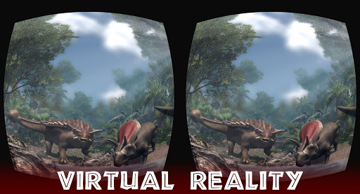 VR Jurassic - Dino Park & Roller Coaster Simulator apktram screenshots 18