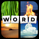 Quiz: 4 Pics Game, Guess The Word Apk