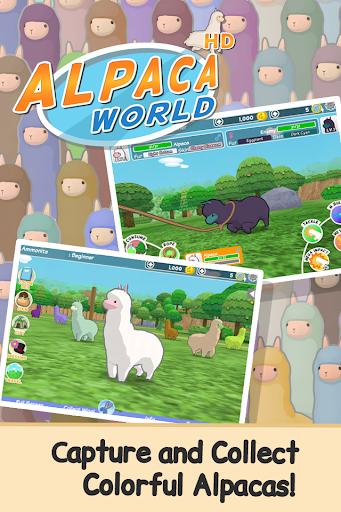 Alpaca World HD+ screenshots 2