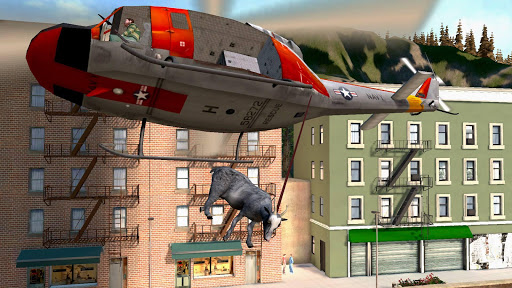 Goat Simulator apktram screenshots 5
