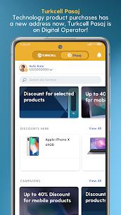 Turkcell Digital Operator – Transaction & Shopping 4
