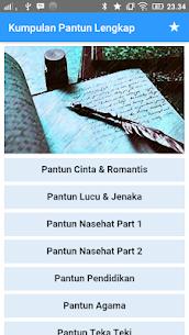 Pantun Lengkap Terbaik  For Pc (Windows 7, 8, 10 And Mac) Free Download 1