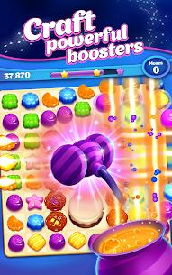 Crafty Candy – Match 3 Adventure 9