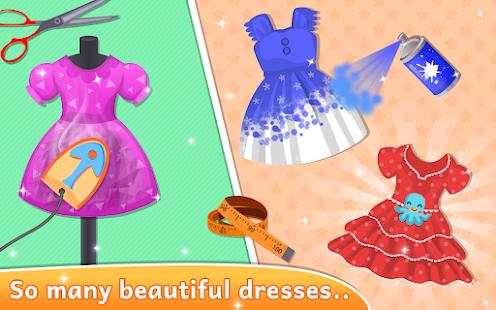 ファッションスターデザイナーDIY-ファッションサロンタイクーン