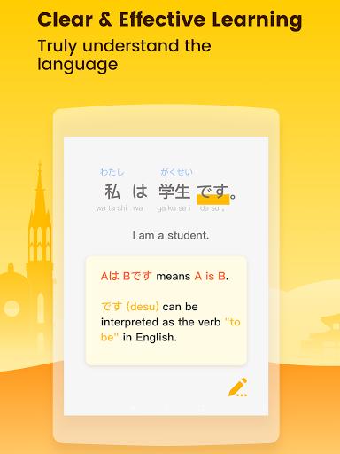 LingoDeer: Learn Languages - Japanese, Korean&More apktram screenshots 19