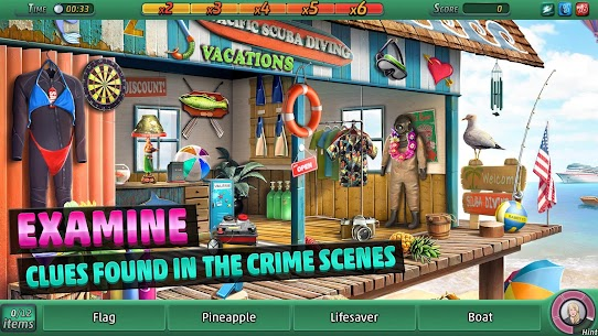 Criminal Case: Pacific Bay Mod Android 2