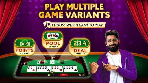 Junglee Rummy : Play Indian Rummy Card Game Online screenshots 3
