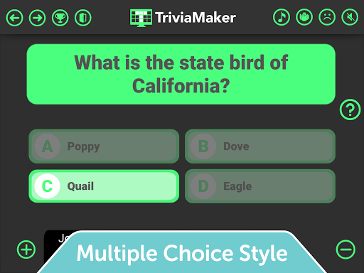 TriviaMaker - Quiz Creator, Game Show Trivia Maker 6.1.3 screenshots 13