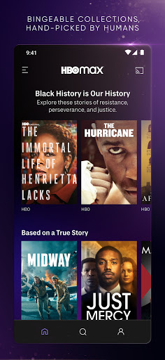 HBO Max: Stream and Watch TV, Movies, and More 50.10.1.117 screenshots 2
