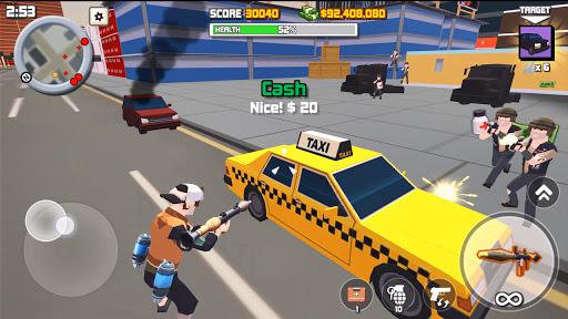 City Battle Roayle: Free Shooting Game- Pixel FPS 1.0.0 screenshots 3