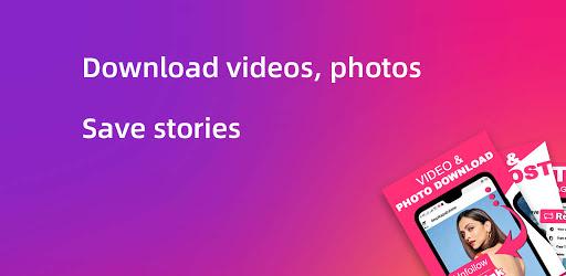 Story saver, Video Downloader for Instagram 1.5.3 Screenshots 1