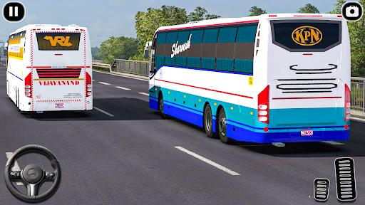 Modern Coach Tourist Bus: City Driving Games Free 1.0 screenshots 7