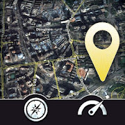 GPS, Maps, Navigate, Voice Direction, Route Finder