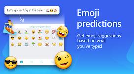screenshot of Microsoft SwiftKey Keyboard