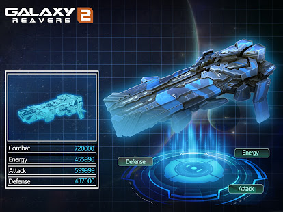 Galaxy Reavers 2 - Space RTS Battle 1.0.961 Screenshots 12