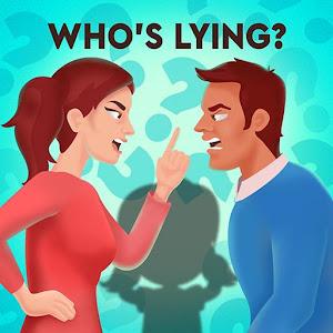Braindom 2: Who is Lying Fun Brain Teaser Riddles