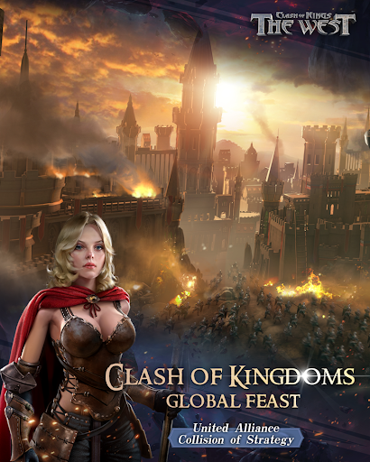 Clash of Kings:The West  screenshots 7