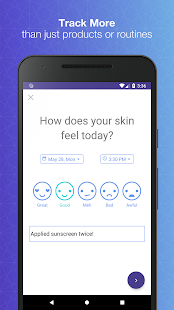 SkinSmart - Personal Skincare Journal