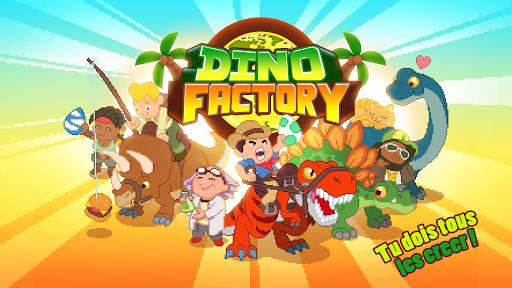 Télécharger Gratuit Dino Factory  APK MOD (Astuce) screenshots 1