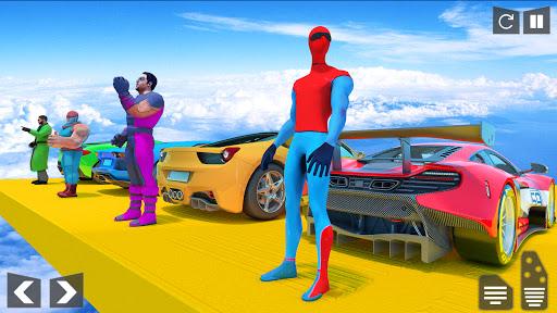 Mega Ramp Car Stunt Racing Games - Free Car Games screenshots 3