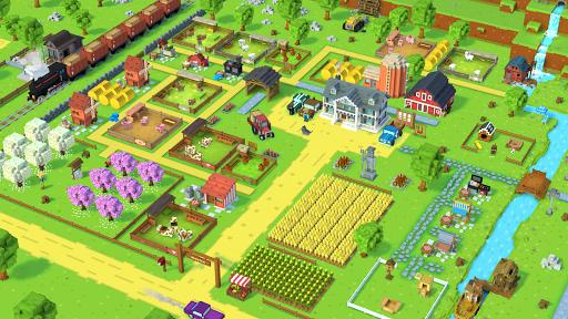 Blocky Farm  screenshots 8
