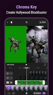 Motion Ninja – Pro Video Editor  Animation Maker Apk Download New 2021 5