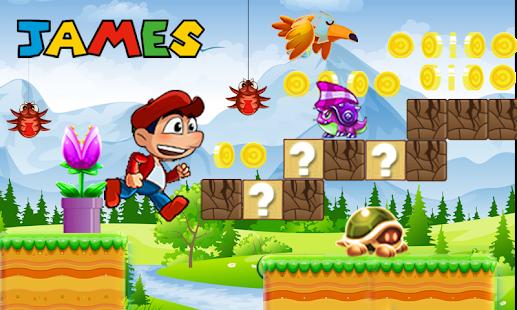 James' World - Super Adventure 2021 0.5 screenshots 1