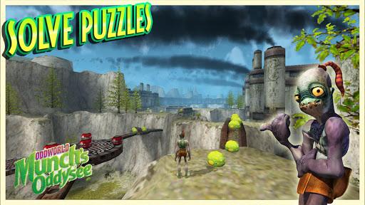 Oddworld: Munch's Oddysee  screenshots 1