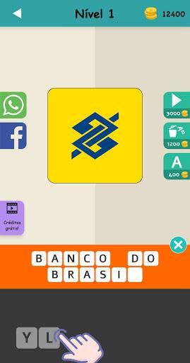 Logo Test: Brazil Brands Quiz, Guess Trivia Game 2.3.2 screenshots 4