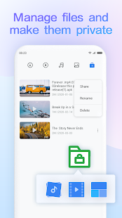 Mi Browser Pro - Official, Video Download & Secure Screenshot