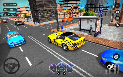 New York Taxi Simulator 2020 - Taxi Driving Game 2.3 Screenshots 5