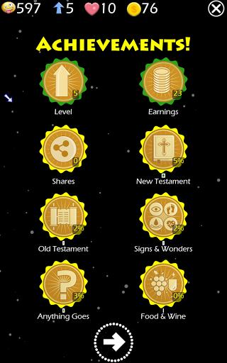 Play The Jesus Bible Trivia Challenge Quiz Game screenshots 19