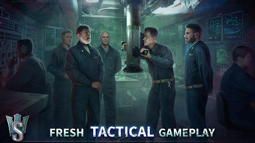 WORLD of SUBMARINES: Navy Warships Battle Wargame Apkfinish screenshots 8