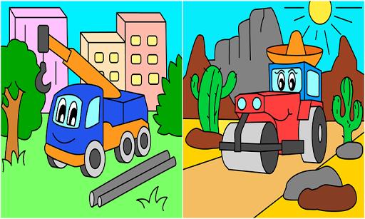 Painting cars. 1.0.12 screenshots 3