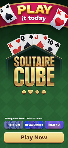 Solitaire Cube: Card Game Training 1.03 screenshots 12