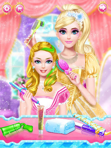 Princess dress up and makeover games 1.3.7 Screenshots 8