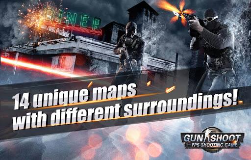 Gun Shoot u2013 FPS shooting game 1.0.5 screenshots 2