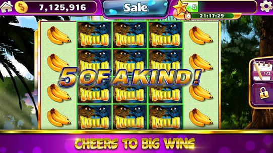 Jackpot Party Casino Games MOD APK (Unlimited Money) 4