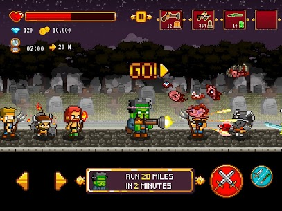 Dracula , Frankenstein & Co VS the villagers – Android Mod + APK + Data 1