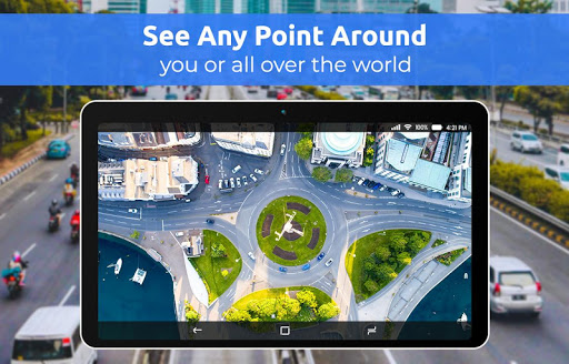 Live Earth Map HD u2013 Live Cam & Satellite View 2.6.6 Screenshots 4