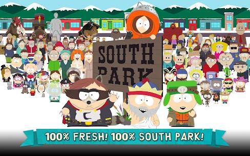 South Park: Phone Destroyer™ MOD APK 5.3.0 (Unlimited Mana, High DMG/DEF) 15