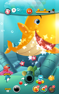 Bubble Shooter: Marine Boy Capture d'écran