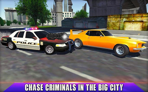 Police Chase vs Thief: Police Car Chase Game  screenshots 5