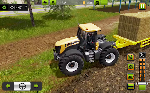 Supreme tractor farming – modern farm games 2021 Apk Download 2021 2