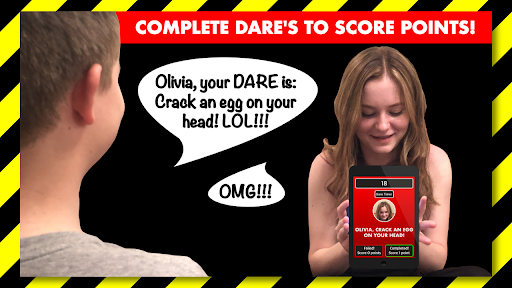 Truth Or Dare 🔥 2020 Ultimate Party Game 9.7.6 screenshots 2