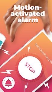Don't Touch My Phone Pro v1.4.27 MOD APK – Anti-Theft phone alarm app 3