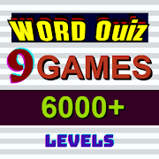 Word collection - Word games for adults